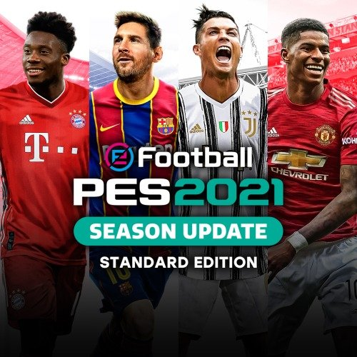 eFootball PES 2021 (2020)