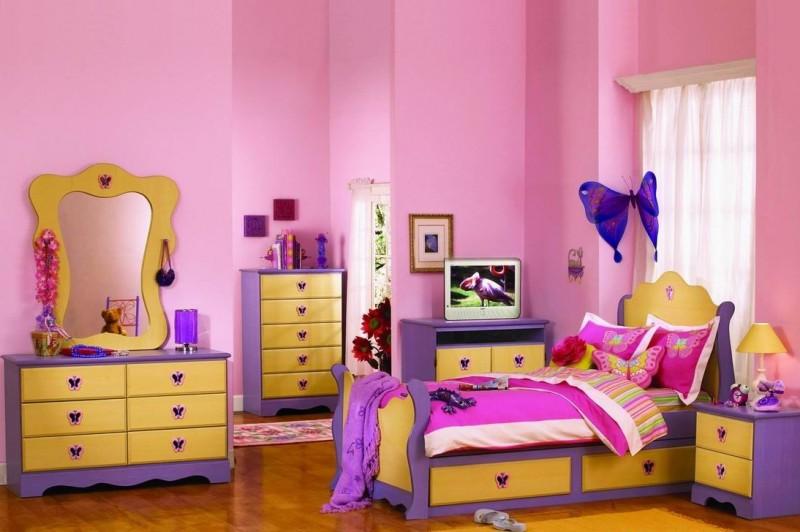 გოგონების ოთახის დიზაინი