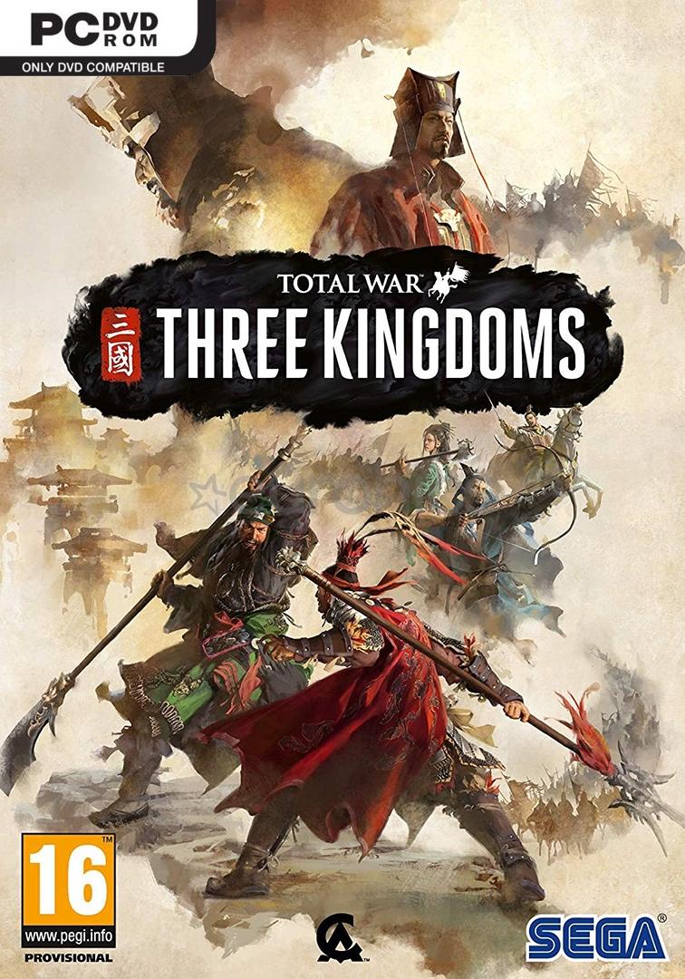 Total War: THREE KINGDOMS (2019) PC | RePack By xatab