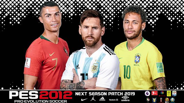 PES 2012 Next Season Patch 2019