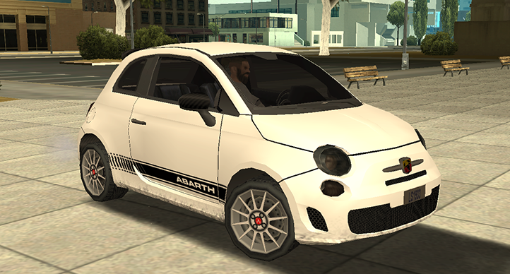 [GTA SA] Fiat Abarth 2015 LQ