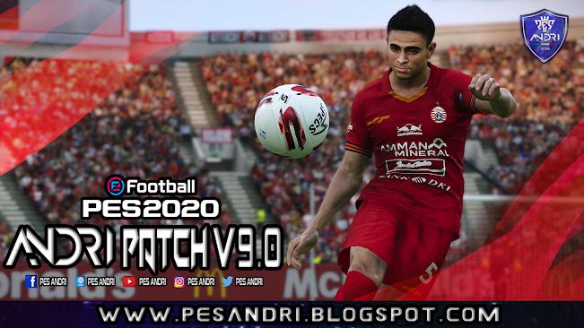 PES 2020 Andri Patch v9.0 AIO