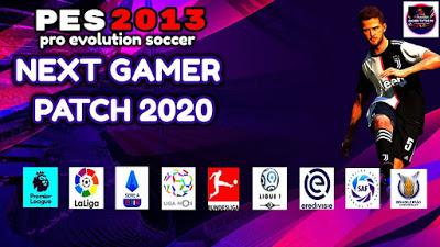 PES 2013 Next Gamer Patch 2020 Season 2019/2020