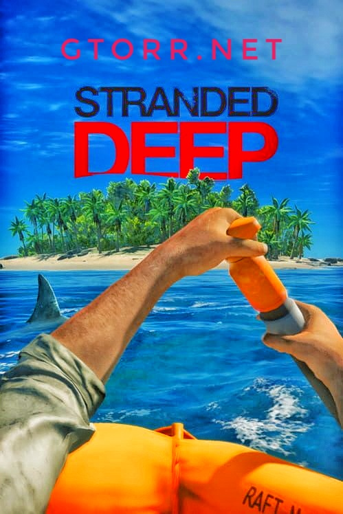 Stranded Deep | PLAZA