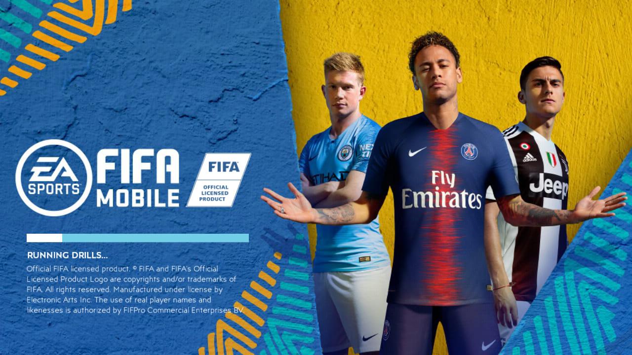 FIFA Soccer 12.3.05 Update