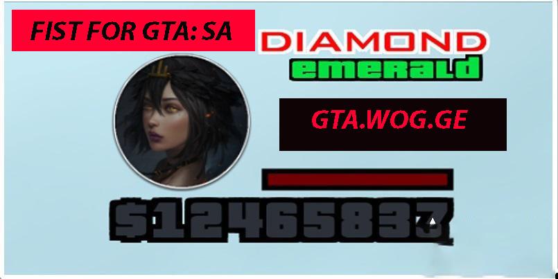 [GTA.WOG.GE] FIST+HUD FOR GTA: SAN ANDREAS