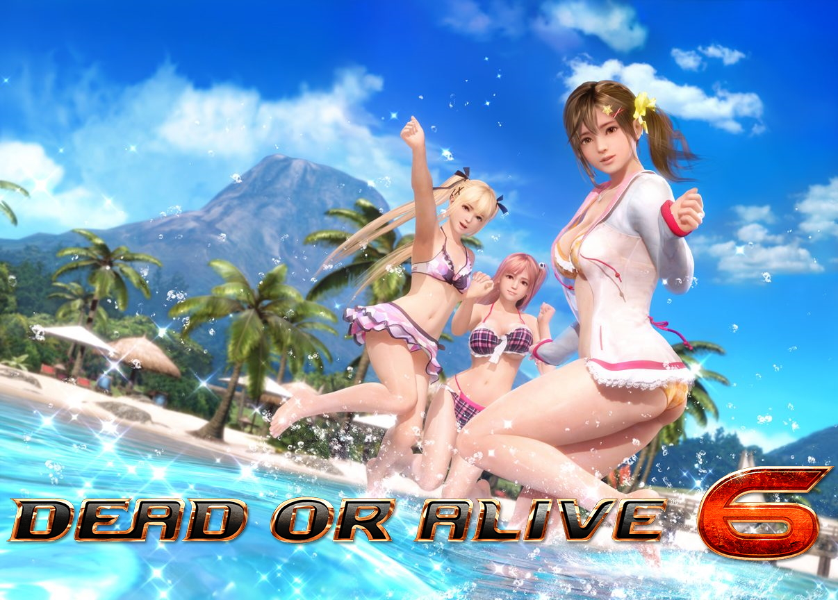 Dead OR Alive 6 - ახალი სეზონი იწყება