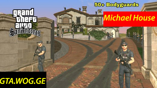 [MAP] Michael House MAP FOR GTA : San Andreas