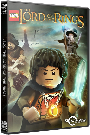 LEGO: The Lord Of The Rings | RePack By R.G. Механики