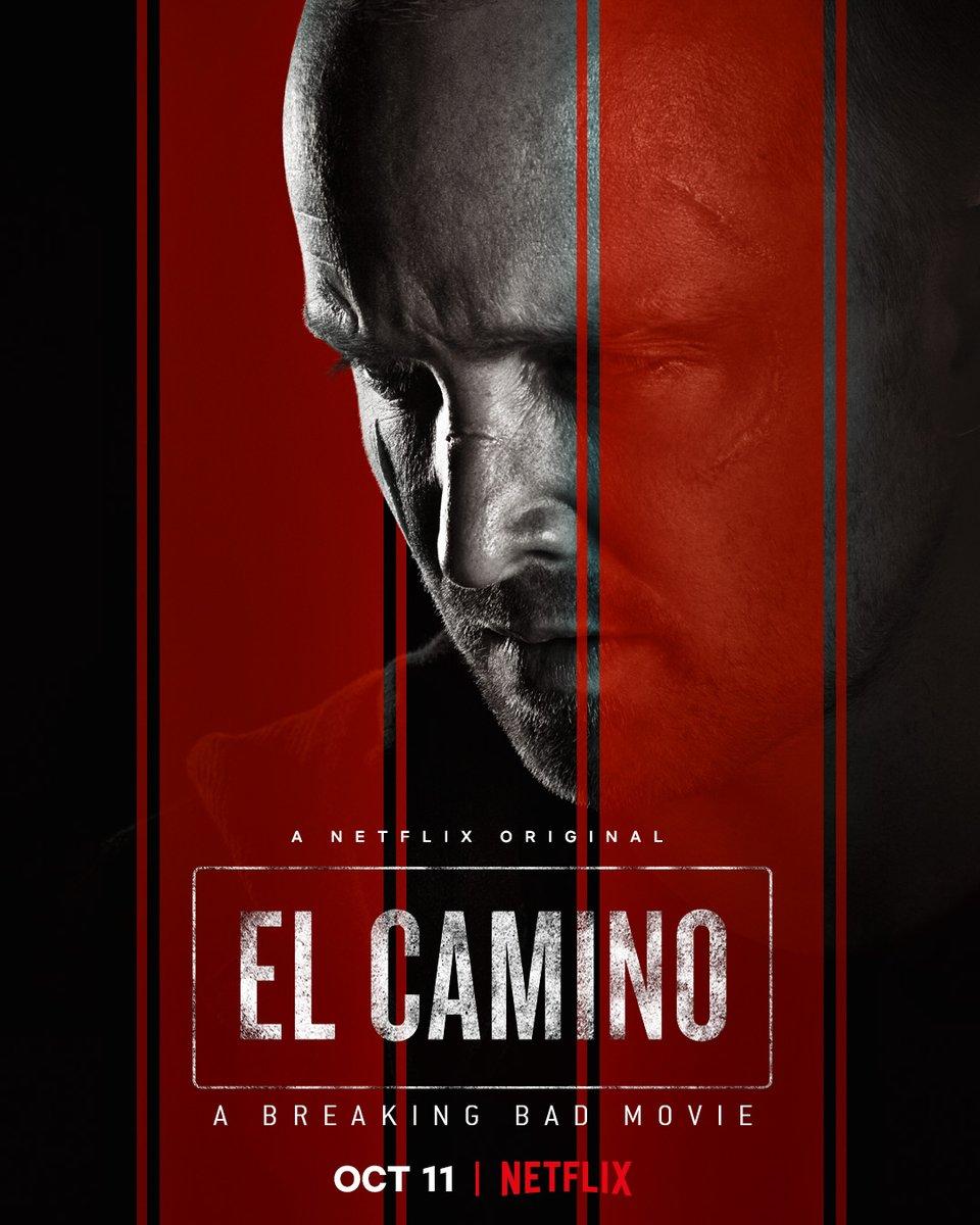ელ კამინო: მძიმე დანაშაული - ფილმი