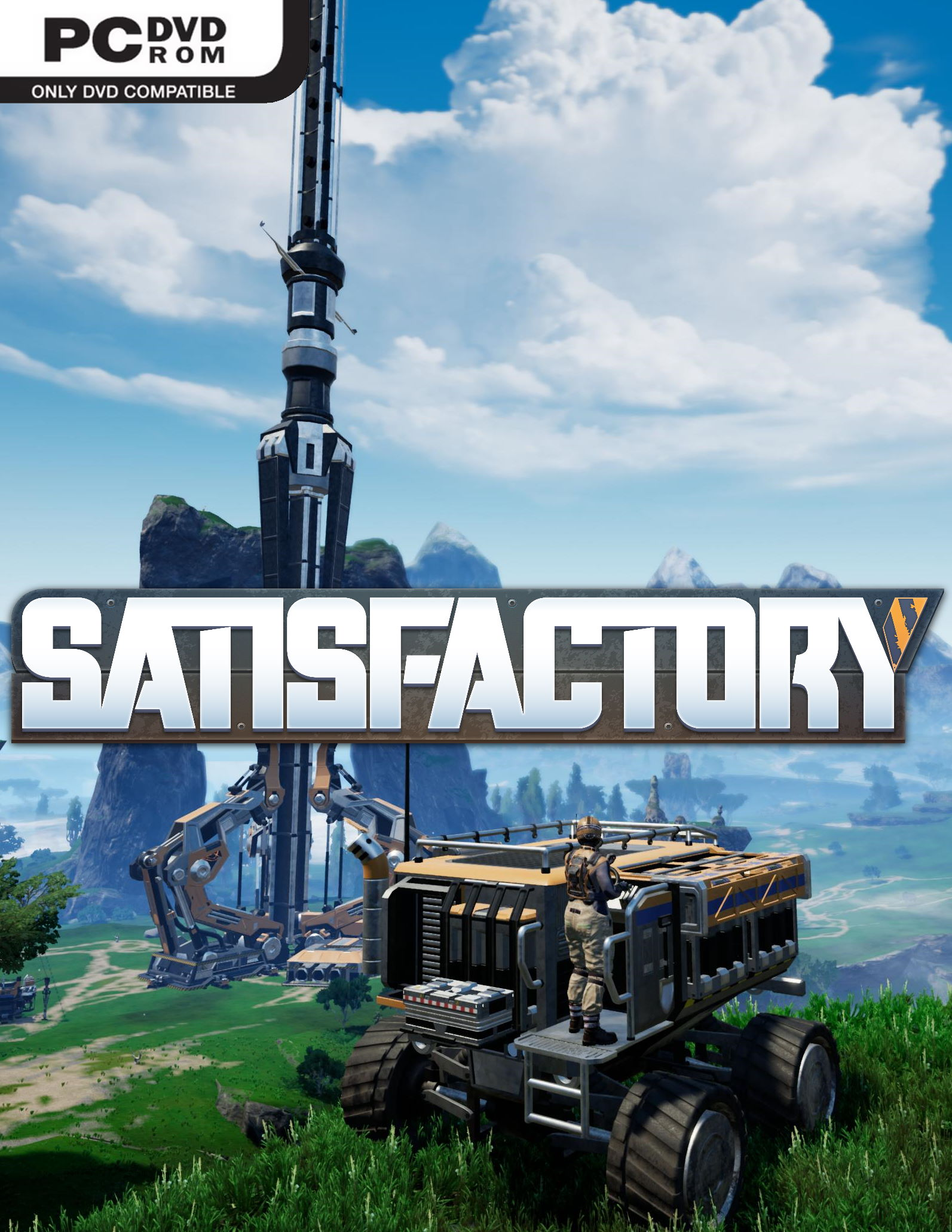 Satisfactory Early Access] (2019) PC | RePack By xatab