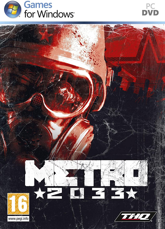 Metro 2033 | RePack by CUTA