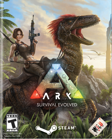 ARK: Survival Evolved  |  RePack By FitGirl