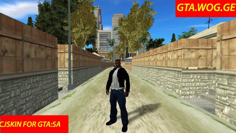 [SKIN] CJ SKIN FOR GTA:SAN ANDREAS!!