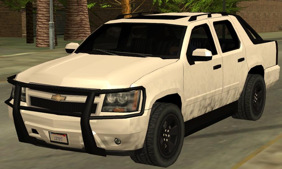 [GTA SA] Chevrolet Avalanche 2008 LQ
