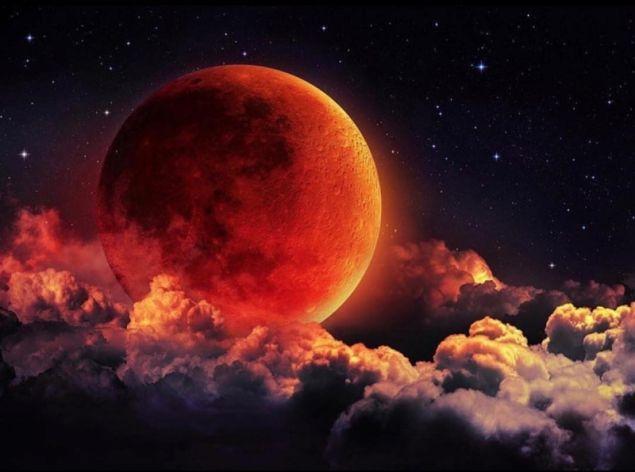 """ძალიან ფრთხილად იყავით 21 იანვარს მთვარის დაბნელებაა - რას ნიშნავს """"სისხლიანი მთვარე"""" მიხეილ ცაგარელი"""