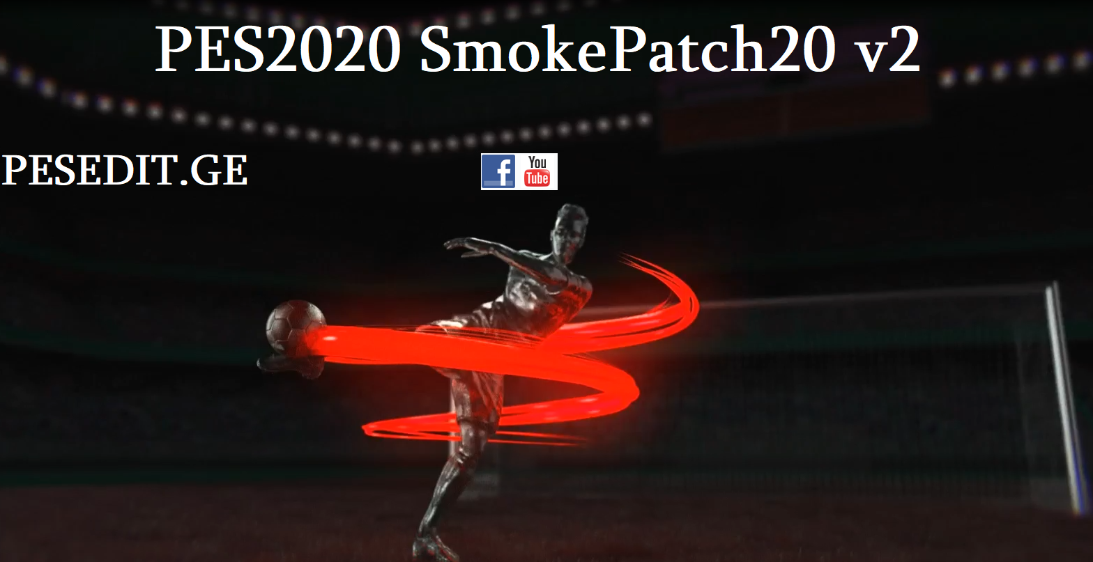 PES2020 SmokePatch20 v2
