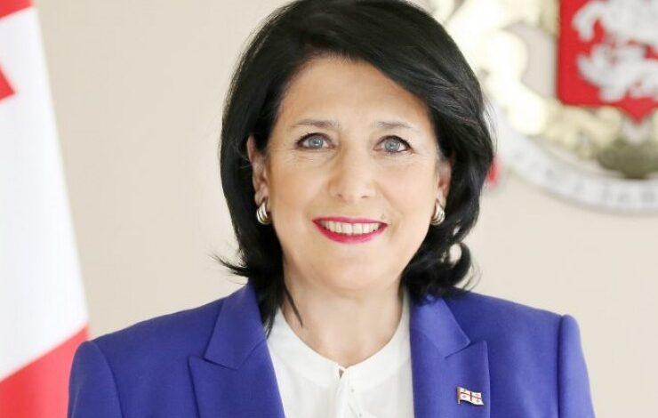 საქართველოს პრეზიდენტი შეწყალების აქტს 27 აპრილს გამოსცემს