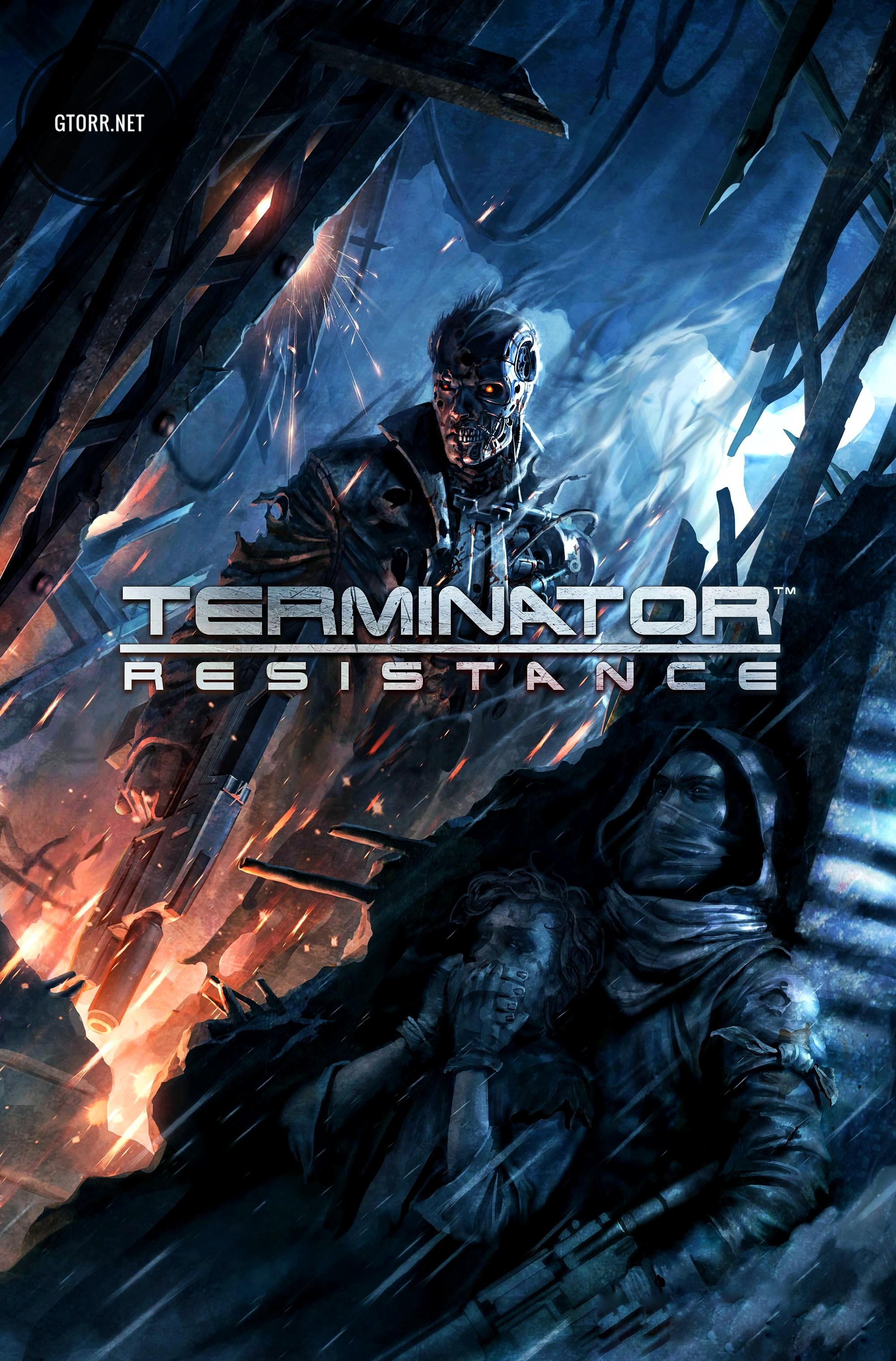 Terminator: Resistance | HOODLUM