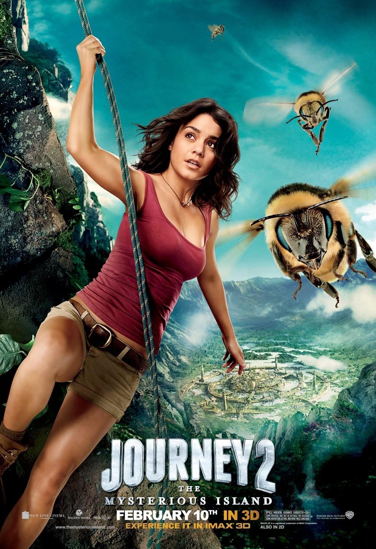მოგზაურობა 2:იდუმალი კუნძული