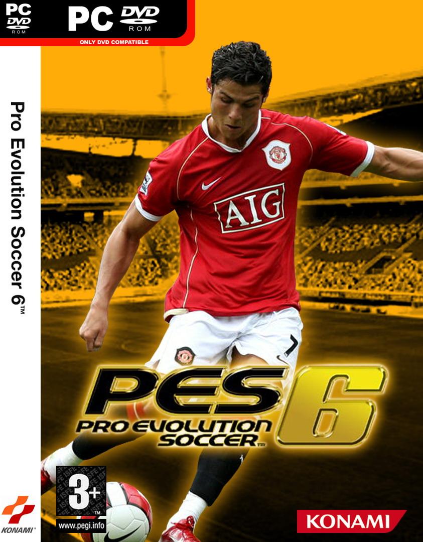 Pro Evolution Soccer 6 (2006)