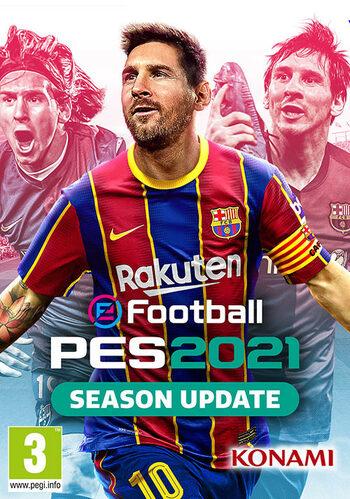 eFootball PES 2021 RePack By Xatab