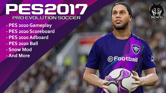 PES 2020 Full ModPack For PES 2017