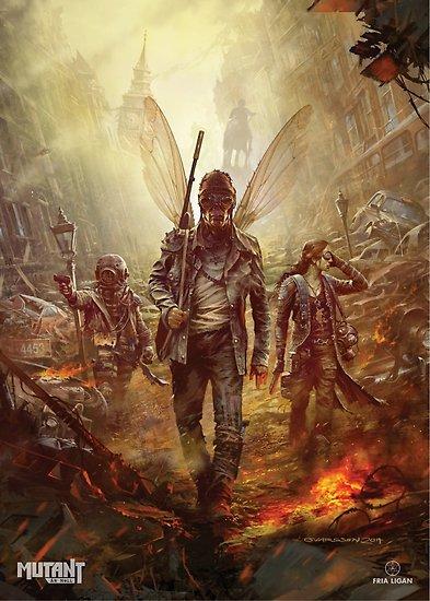 Mutant Year Zero: Road to Eden  |  RePack By xatab