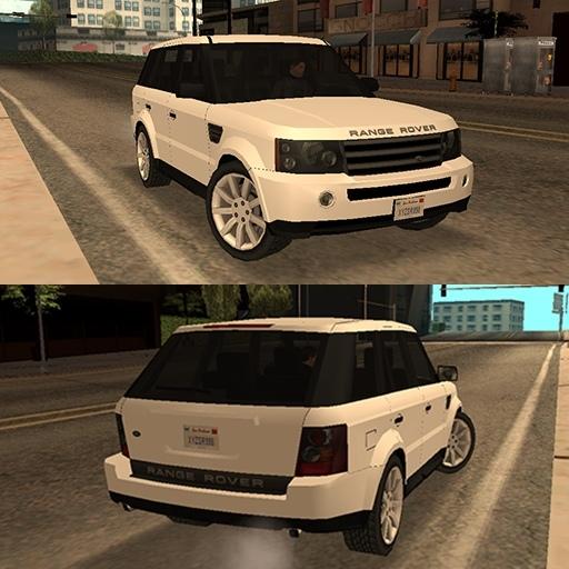 [GTA SA] Range Rover Sport 2004 [LQ]