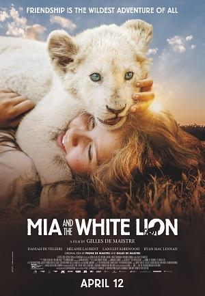 მია და თეთრი ლომი (ქართულად) / mia da tetri lomi (qartulad) / Mia and the White Lion