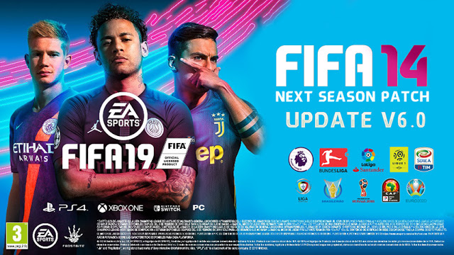 FIFA 14 Next Season Patch 2019 Update V6.0
