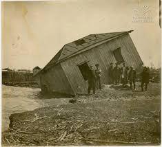 ფოთი  - წყალდიდობა 1911 წელი