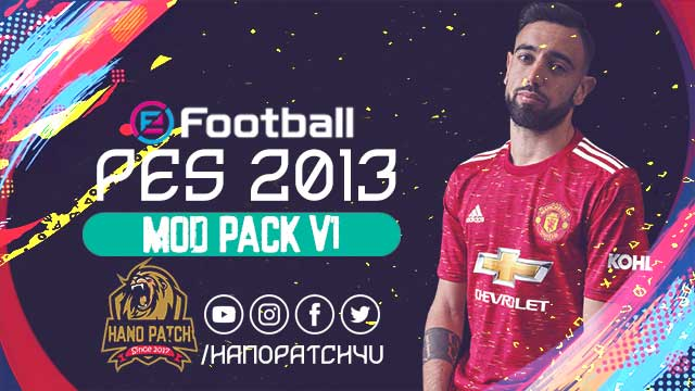 PES 2013 eFootball PES 2021 Season Update Mod V1