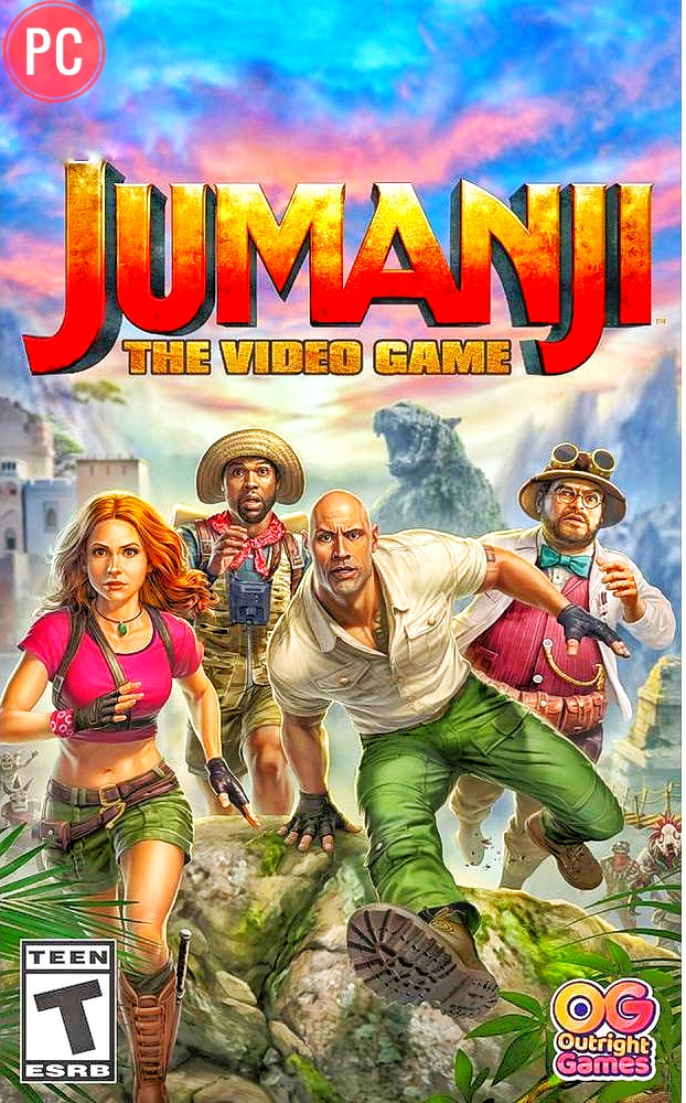 Jumanji: The Video Game | CODEX