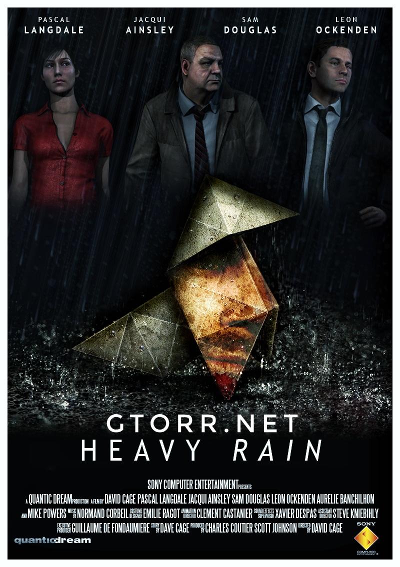 Heavy Rain | CPY