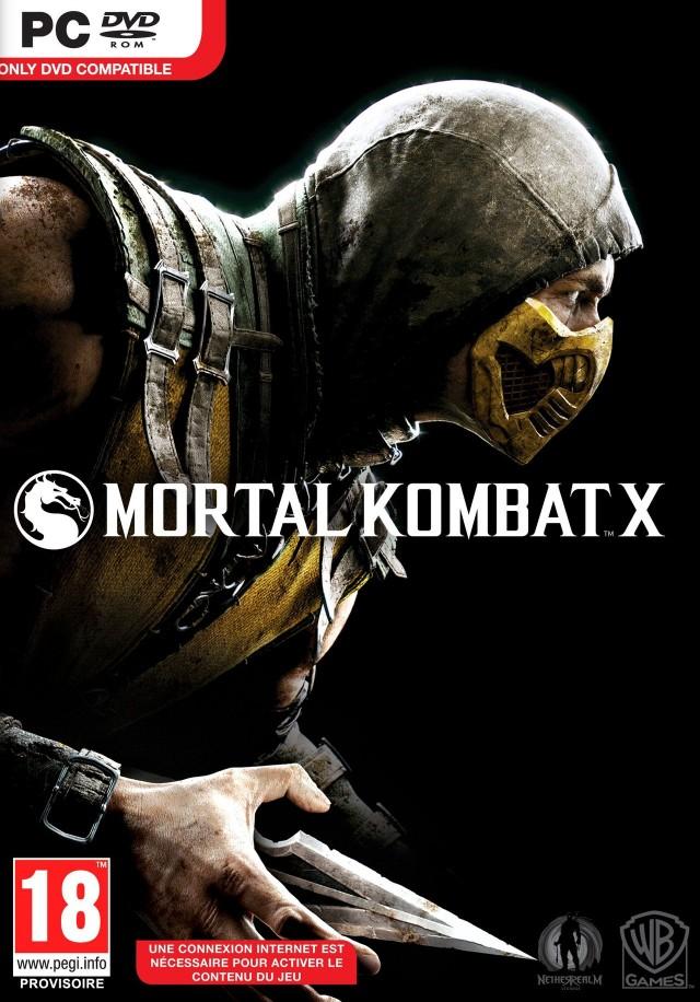 Mortal Kombat X (2015) | RePack by xatab