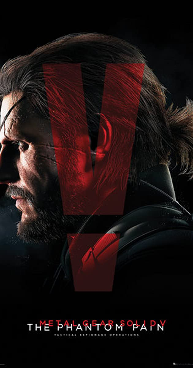 Metal Gear Solid V: The Phantom Pain | RePack by FitGirl