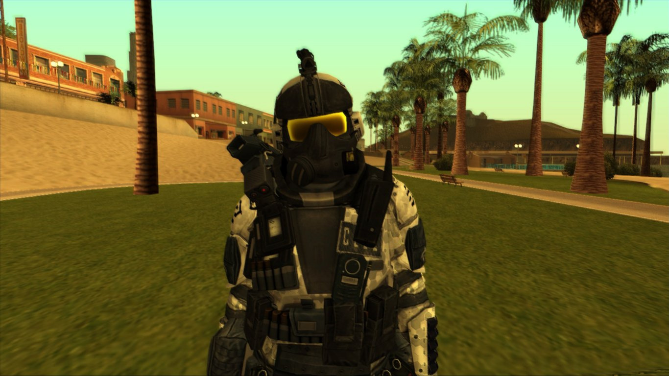 C.E.L.L. Soldier