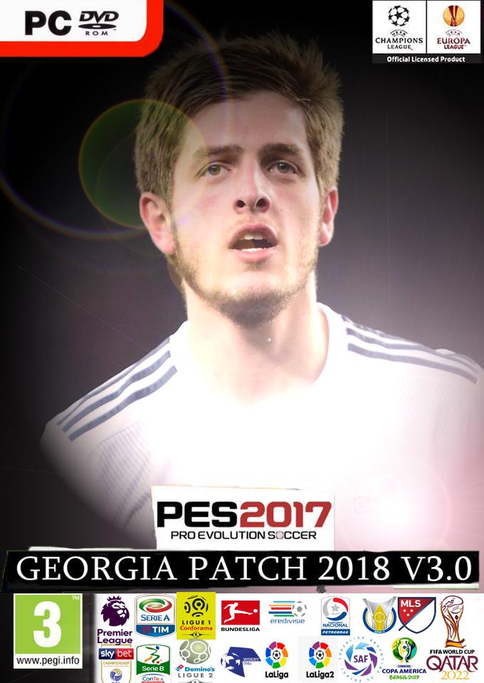 PES 17 GEO PATCH 3.0